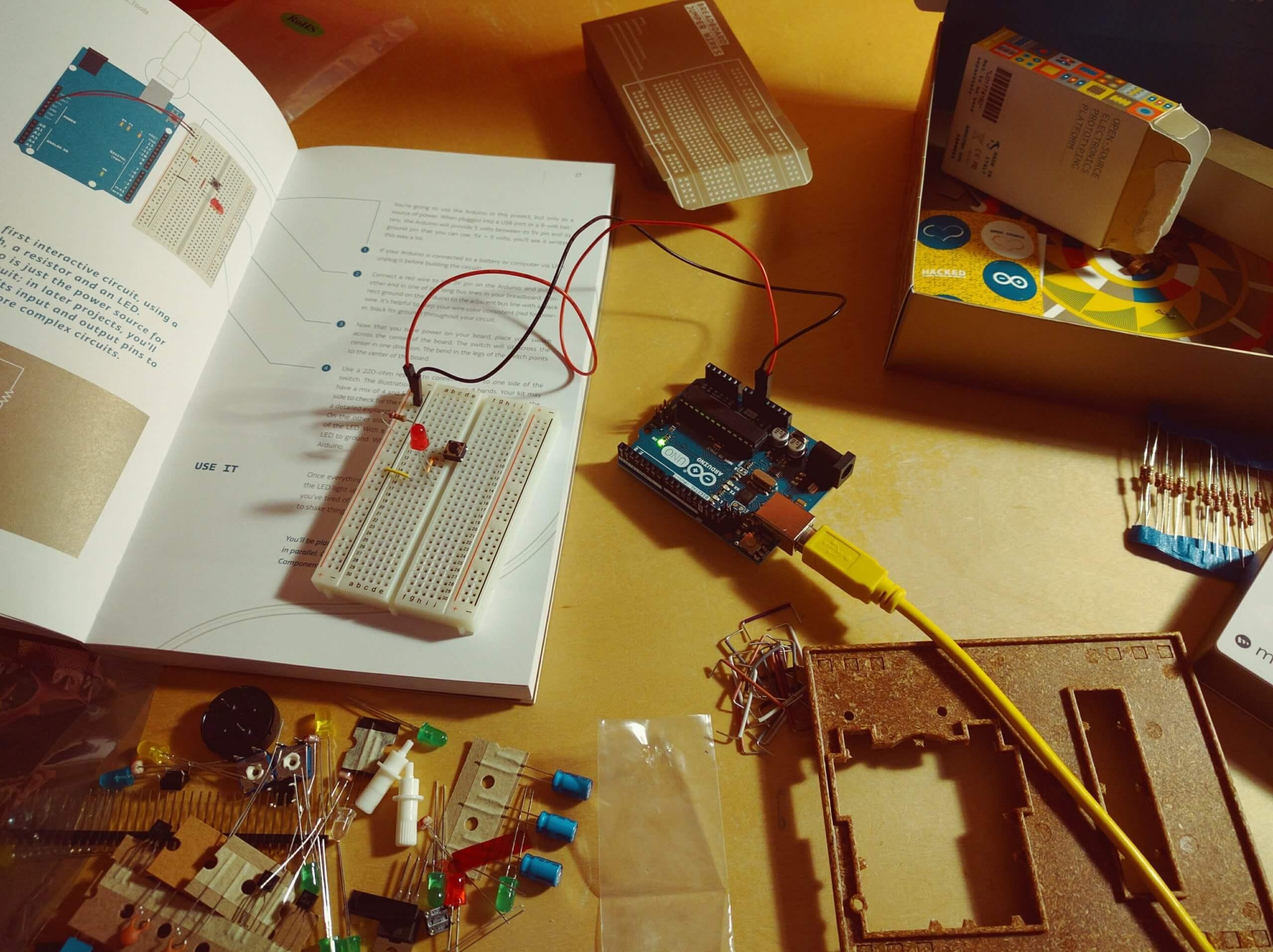 Arduino Комплекти